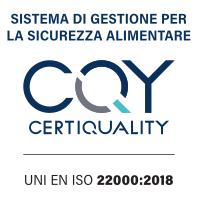 certificazione 22000:2005
