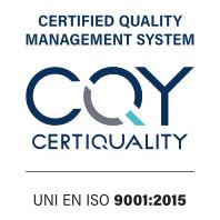 certificazione 9001:2015